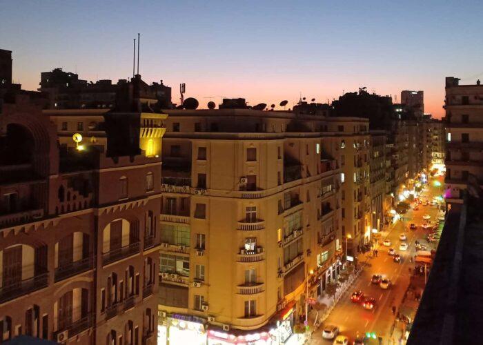 Rosie Thomas's Iris and Ruby 2-day tour of Cairo