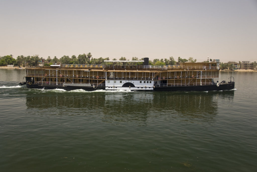 The Steamship Sudan
