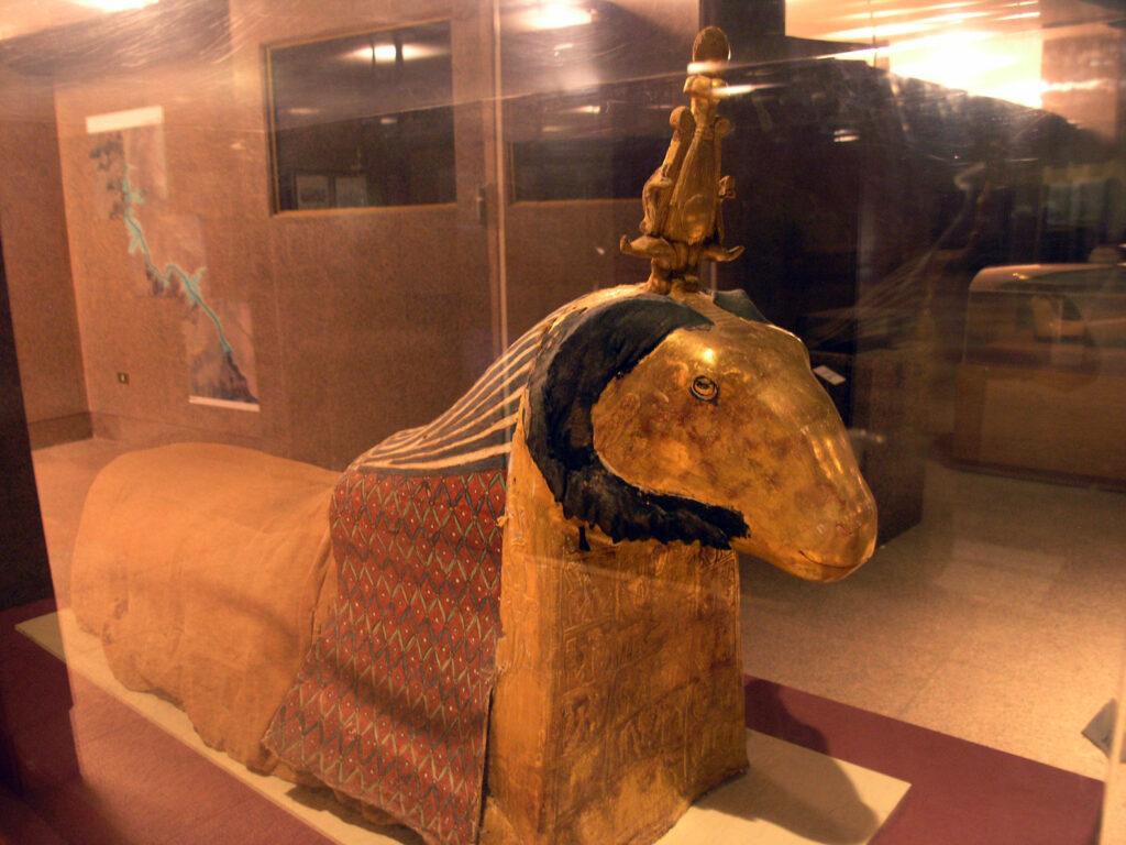 Nubian Museum Exhibit